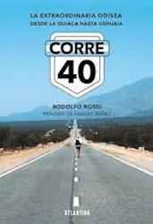 Libro Corre 40