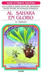 Libro Al Sahara En Globo