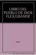Papel LIBRO DEL PUEBLO DE DIOS LA BIBLIA (NORMAL CARTONE) PAPEL BLANCO