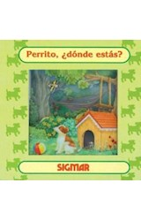 Papel PERRITO, DONDE ESTAS- VENTANA MAGICA