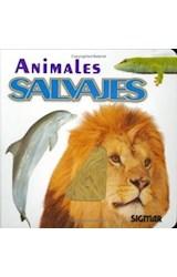 Papel ANIMALES SALVAJES - CARICIAS