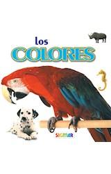 Papel COLORES, LOS- CARICIAS