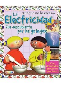 Papel La Electricidad Fue Descubierta Por Los Griegos