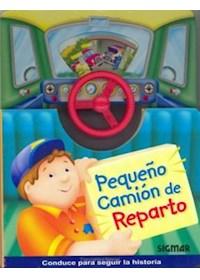 Papel Pequeño Camión De Reparto