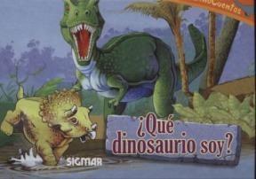 Papel Que Dinosaurio Soy