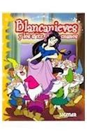 Papel BLANCANIEVES Y LOS SIETE ENANOS (NOMEOLVIDES)