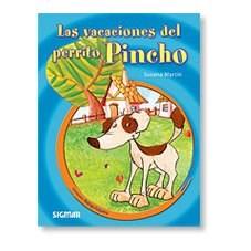 Papel VACACIONES DEL PERRITO PINCHO - COL. EL ALJIBE