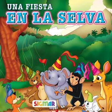 Papel Una Fiesta En La Selva