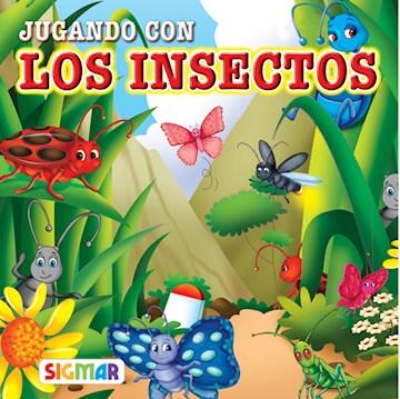 Papel Jugando Con Los Insectos