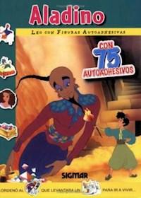 Papel Leo Con Figuras - Aladino
