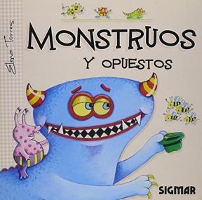 Papel Monstruos Y Opuestos
