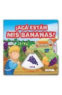 Papel Acá Están Mis Bananas!