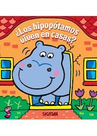 Papel Los Hipopótamos Viven En Casas?