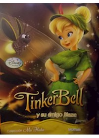 Papel Tinker Bell Y Su Amigo Blaze