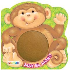 Libro Max  El Mono