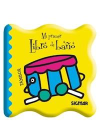 Papel Mi Primer Libro De Baño - Tambor