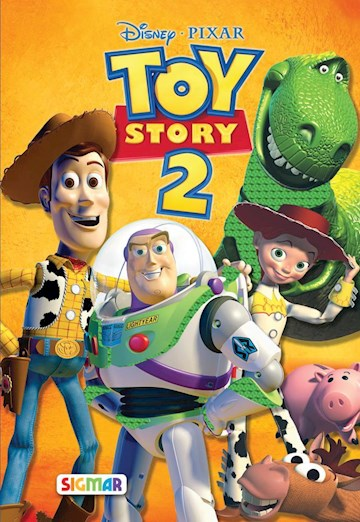 Papel Toy Story 2