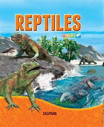 Papel Reptiles