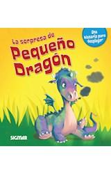 Papel SORPRESA DE PEQUEÑO DRAGON, EL - COLECCION PEQUEÑOS GRANDOTE
