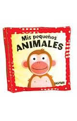 Papel MIS PEQUEÑOS ANIMALES - COL. ENTRETELAS