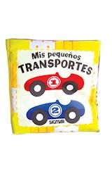 Papel MIS PEQUEÑOS TRANSPORTES - COL. ENTRETELAS