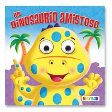 Papel Dinosaurio Amistoso - Juguetones