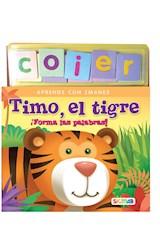 Papel TIMO, EL TIGRE - COL. IMANTADOS