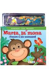 Papel MARTA, LA MONA - COL. IMANTADOS