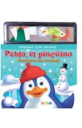 Papel PABLO, EL PINGUINO - COL. IMANTADOS