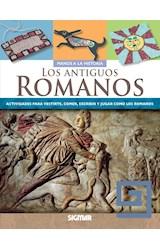Papel ANTIGUOS ROMANOS, LOS - MANOS A LA HISTORIA