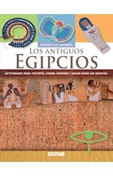 Papel ANTIGUOS EGIPCIOS, LOS - MANOS A LA HISTORIA