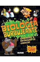 Papel BIOLOGIA BURBUJEANTE - COL. PEQUEÑOS CIENTIFICOS
