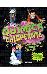 Papel QUIMICA CHISPEANTE - COL. PEQUEÑOS CIENTIFICOS