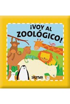 Papel VOY AL ZOOLOGICO - COL. ENTRETELAS
