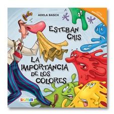 Papel Esteban Chis - La Importancia De Los Colores