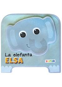 Papel Elefanta Elsa,La - Engomados