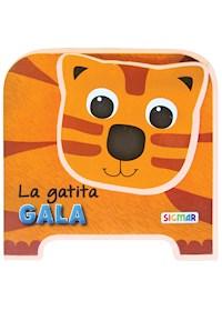 Papel Gatita Gala,La - Engomados