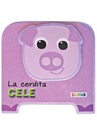 Papel Cerdita Cele,La - Engomados