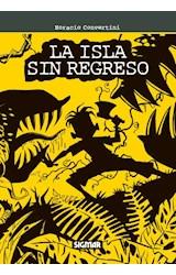 Papel ISLA SIN REGRESO (COLECCION PELOS DE PUNTA)