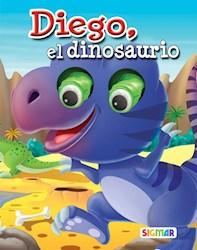 Libro Diego , El Dinosaurio