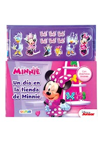 Papel Imanes Disney Minnie