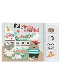 Papel Pequeñas Fieras Piratas De Verdad