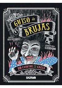 Papel 10 Cuentos A La Carta - Guiso De Brujas