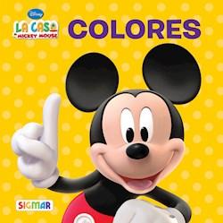 Libro La Casa De Mickey Mouse : Colores