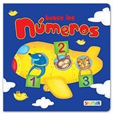 Papel Busco Los Números - Col. Luna Llena