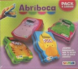 Libro Abriboca ( Pack 4 Libros )