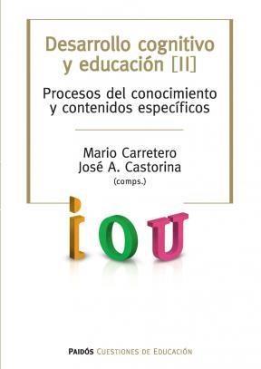 E-book Desarrollo Cognitivo Y Educación. Tomo 2