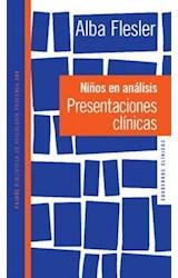 Papel NIÑOS EN ANALISIS PRESENTACIONES CLINICAS