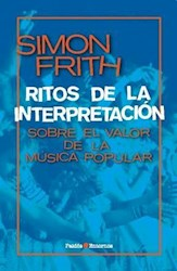 Libro Ritos De A Interpretacion