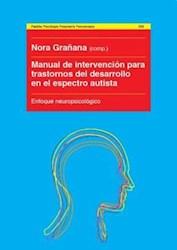 Papel Manual De Intervencion Para Trastornos Del Desarrollo En El Espectro Autista